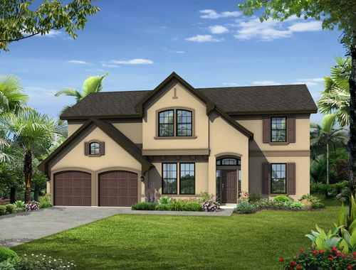 Smitter Reserve by Mobley Homes in Tampa-St. Petersburg Florida