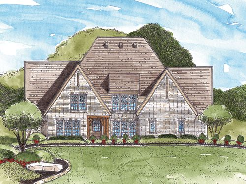 Village Park by Magnolia Homes, Inc. in Memphis Tennessee