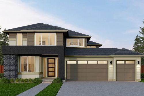 Si View Estates by MainVue Homes in Seattle-Bellevue Washington