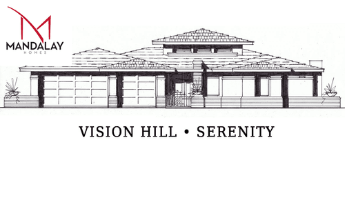 Vision Hill by Mandalay Homes in Phoenix-Mesa Arizona