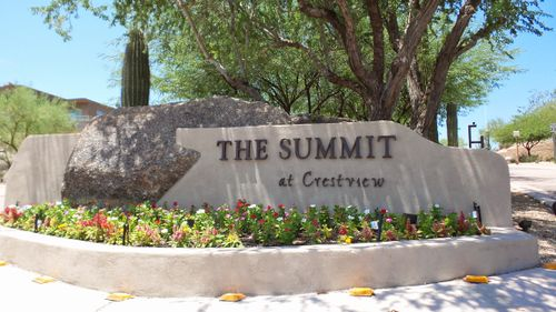 The Summit at Crestview by Mandalay Homes in Phoenix-Mesa Arizona
