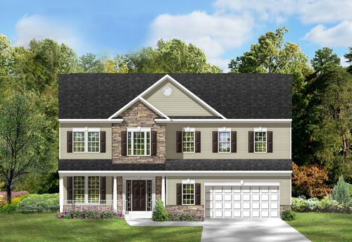 Nestle Woods 2 Acre Estates by Manor House Builders, LLC in Washington District of Columbia
