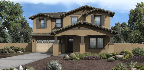 Vaquero Ranch by Maracay Homes in Phoenix-Mesa Arizona