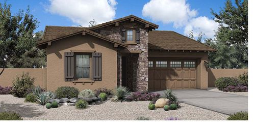 Arch Crossing at Bridges at Gilbert by Maracay Homes in Phoenix-Mesa Arizona