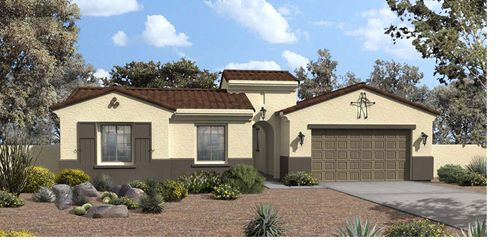 house for sale in Trestle Place at Bridges at Gilbert by Maracay Homes
