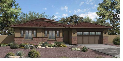 Lumiere Garden at Eastmark by Maracay Homes in Phoenix-Mesa Arizona