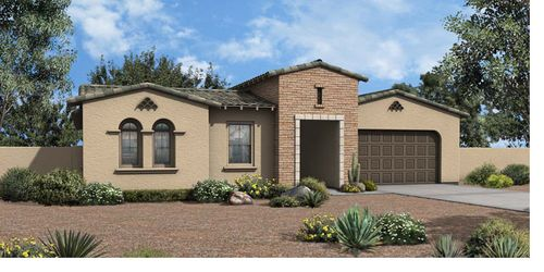 Deseo at Sabino Canyon by Maracay Homes in Tucson Arizona