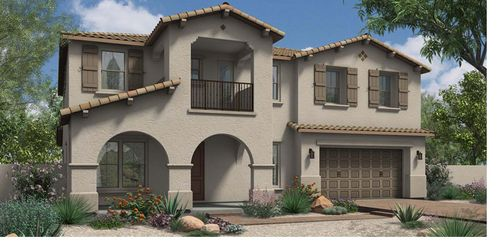 Verrado Palisades by Maracay Homes in Phoenix-Mesa Arizona