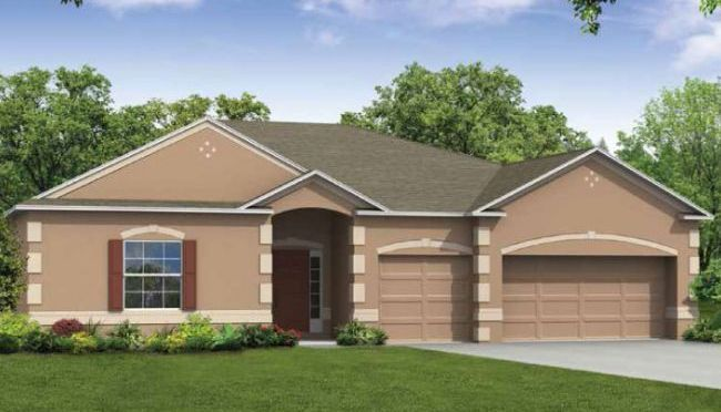 Jackson - Ashley Lakes North: Vero Beach, FL - Maronda Homes Treasure Coast