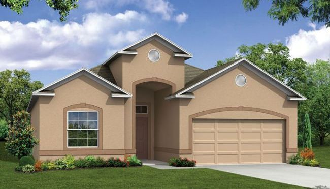 Sanibel - Berkley Ridge: Auburndale, FL - Maronda Homes of Sun Coast
