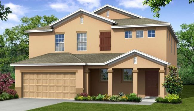 Brentwood - Mallory Square: Deland, FL - Maronda Homes of Central FL