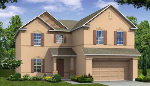 Liberty Oaks by Maronda Homes in Orlando Florida