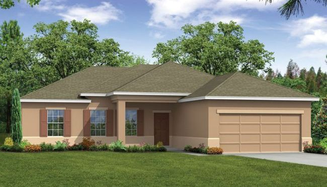 Fairfield - Mabel Loop Ridge: Dundee, FL - Maronda Homes of Central FL