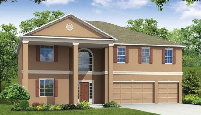 Westcott - Mabel Loop Ridge: Dundee, FL - Maronda Homes of Central FL