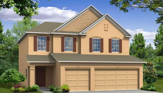 Windsor - Martin's Grove: Tavares, FL - Maronda Homes