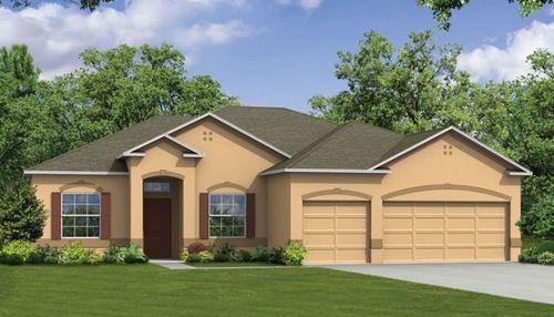 The Glen by Maronda Homes in Orlando Florida