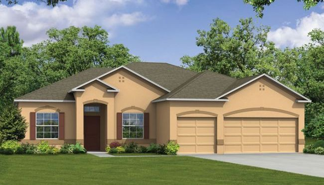 Sierra - Palm Coast : Palm Coast, FL - Maronda Homes of North Florida