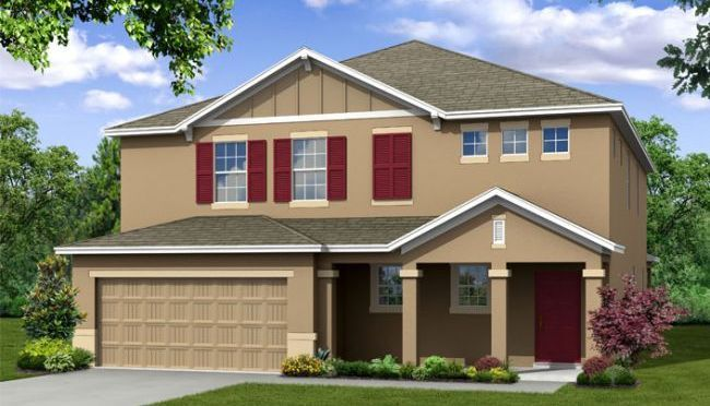 Brentwood - Palm Coast : Palm Coast, FL - Maronda Homes