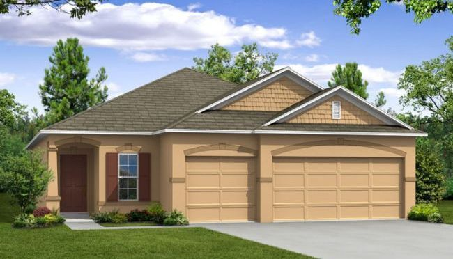 Dayton - Sheffield Glenn: Palmetto, FL - Maronda Homes