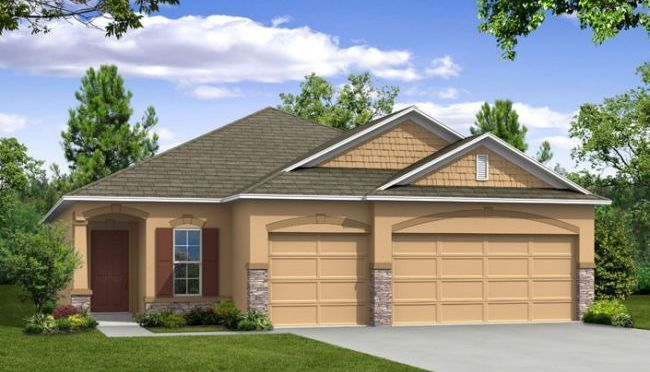 Dayton - River Club: Port Charlotte, FL - Maronda Homes of Sun Coast