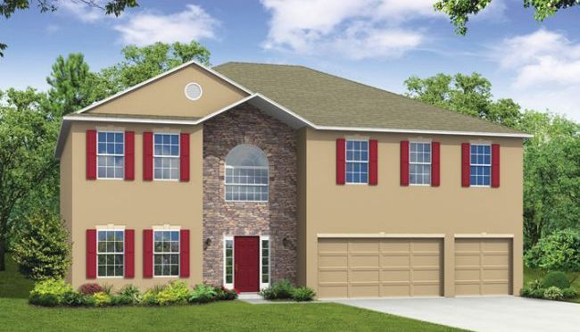 Westcott - Sheffield Glenn: Palmetto, FL - Maronda Homes