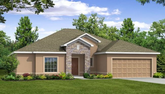 Stratford - Ridge Acres: Winter Haven, FL - Maronda Homes of Sun Coast