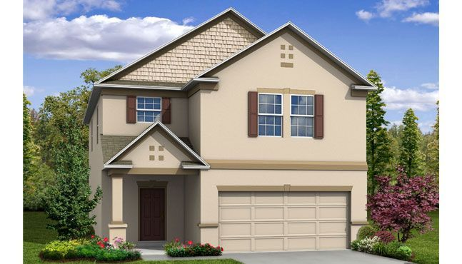 Leeward - Abbey Glenn: Dade City, FL - Maronda Homes of Sun Coast