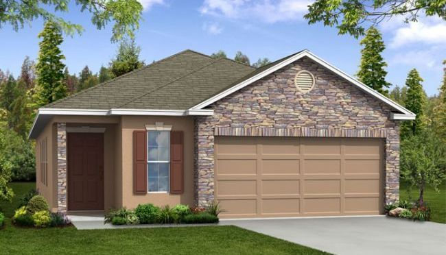 Victoria - Berkley Ridge: Auburndale, FL - Maronda Homes