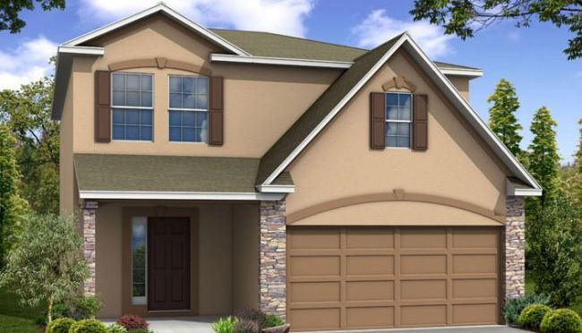 Glendale - Berkley Ridge: Auburndale, FL - Maronda Homes