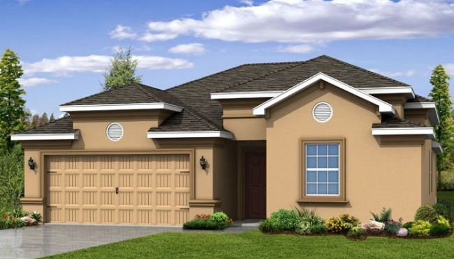 Miramar - Berkley Ridge: Auburndale, FL - Maronda Homes
