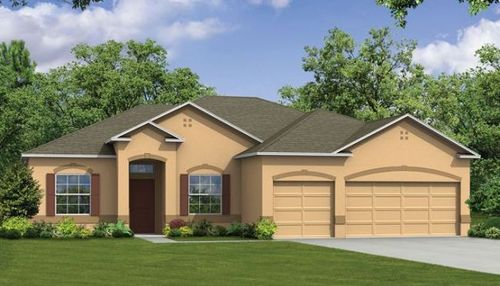 Ashley Lakes North by Maronda Homes in Indian River County Florida