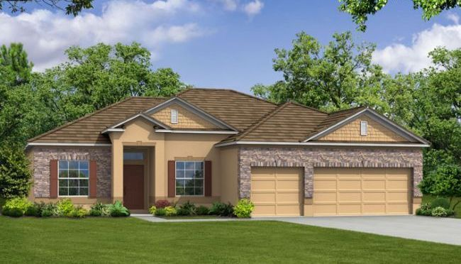 Sierra - Ashley Lakes North: Vero Beach, FL - Maronda Homes Treasure Coast