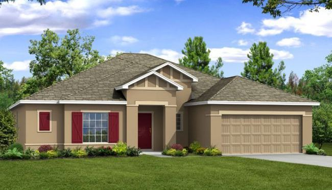 Stratford - Ashley Lakes North: Vero Beach, FL - Maronda Homes