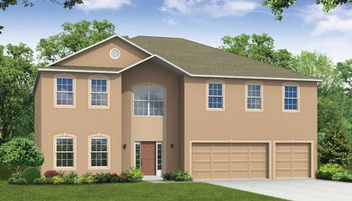 Oak Alley by Maronda Homes in Martin-St. Lucie-Okeechobee Counties Florida