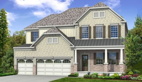 Chesterfield Estates by Maronda Homes in Pittsburgh Pennsylvania