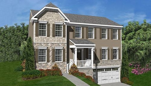 Aspen Fields by Maronda Homes in Pittsburgh Pennsylvania