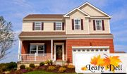 homes in Leafy Dell by Maronda Homes