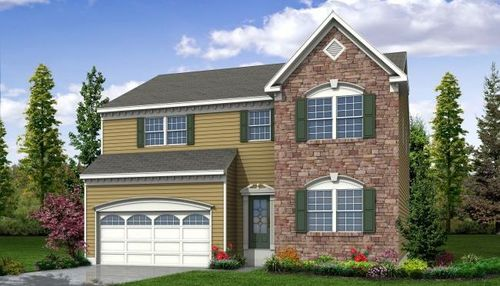 George's Creek by Maronda Homes in Columbus Ohio