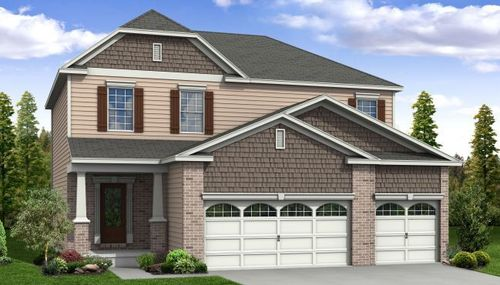 Chevington Place by Maronda Homes in Columbus Ohio