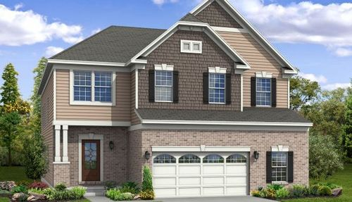 Aosta Valley by Maronda Homes in Cincinnati Ohio