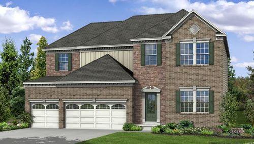 Eagles Watch by Maronda Homes in Cincinnati Ohio