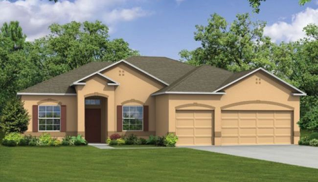 Sierra - Palm Coast : Palm Coast, FL - Maronda Homes