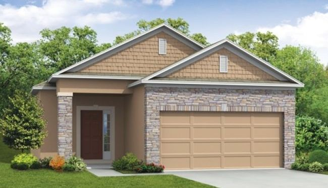 Valencia - Berkley Ridge: Auburndale, FL - Maronda Homes