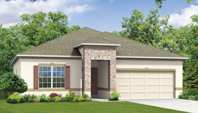 Avella - Berkley Ridge: Auburndale, FL - Maronda Homes