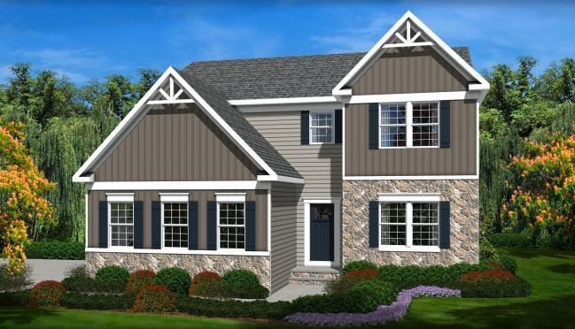Brandywine by Maronda Homes