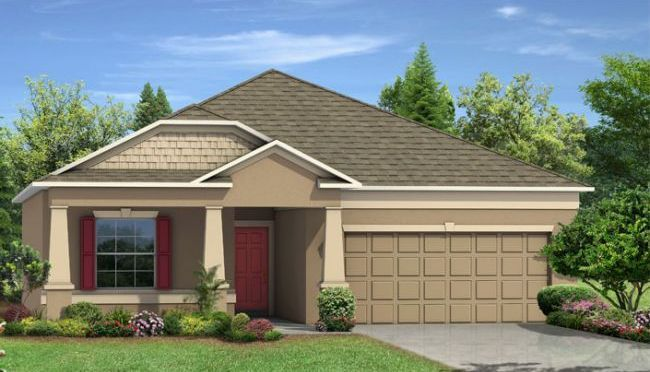 Villas At Charleston Park by Maronda Homes