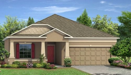 house for sale in Villas At Charleston Park by Maronda Homes