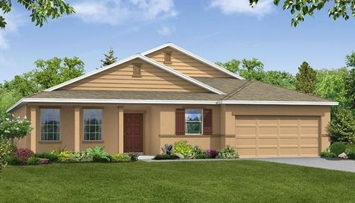 Lake Doe Cove by Maronda Homes in Orlando Florida