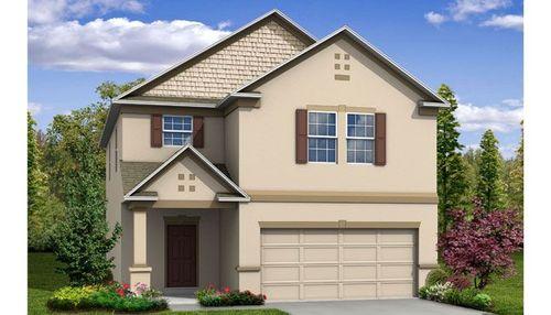 house for sale in Berkley Ridge by Maronda Homes