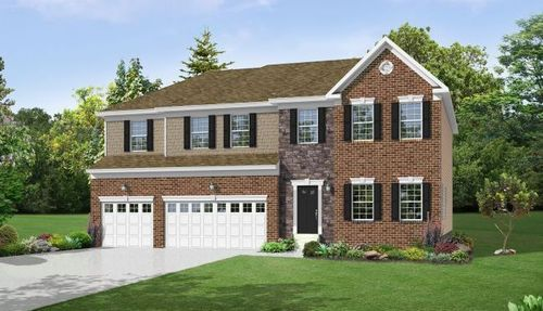 Hunters Fields by Maronda Homes in Pittsburgh Pennsylvania